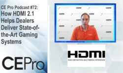 HDMI Gaming CE Pro Podcast