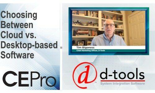 Choosing Between Cloud vs. Desktop-based Software