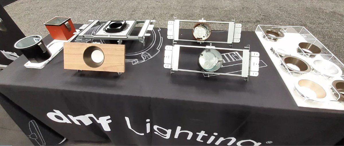 DMF Lighting Spotlights Flexible, Integrator-Friendly Downlight Solutions at CEDIA Expo 2021