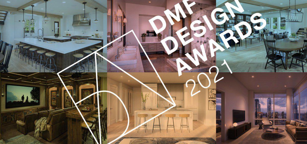 DMF Lighting Announces 2021 Design Awards Winners