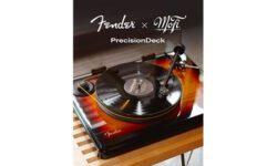 Fender X MOFI Precision Turntable