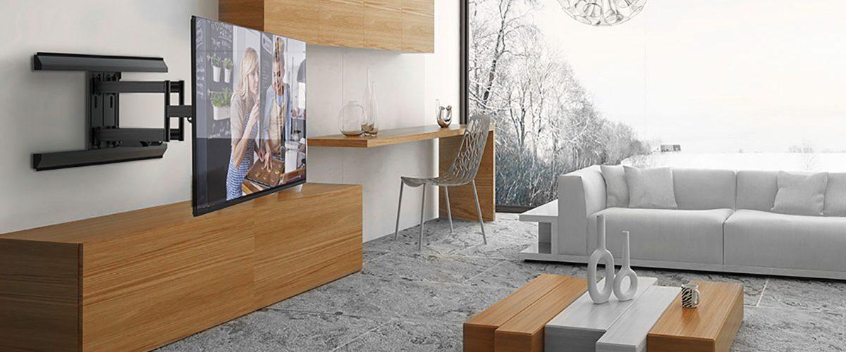 Kanto PMX Series TV Mounts: Ingenious Way to Mount Extra Large TVs