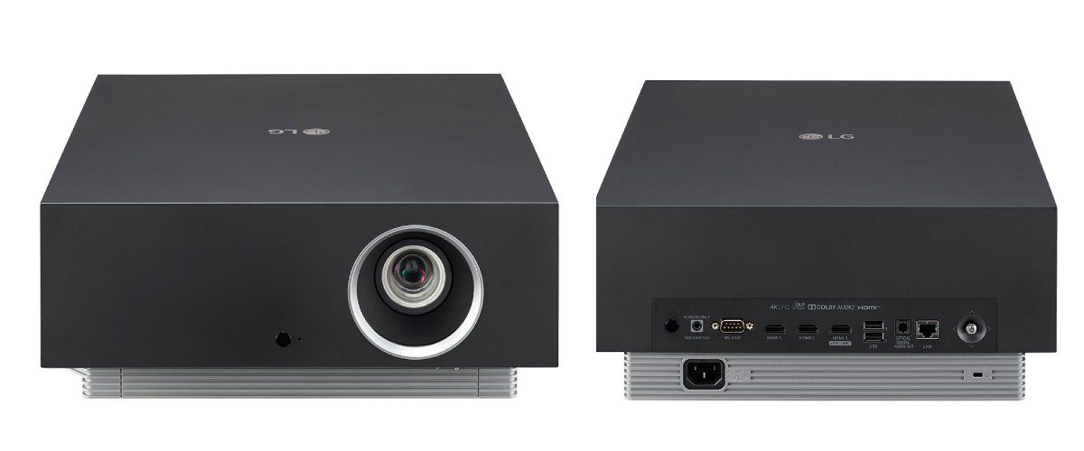 Hands-On: LG AU810PB Smart Dual Laser CineBeam Projector Offers 4K & Much More
