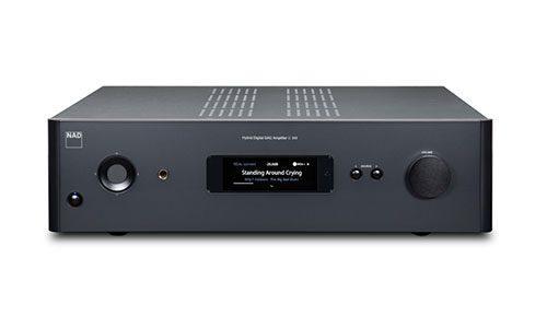 NAD C 399 amplifier