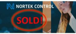 Nortk control sold small