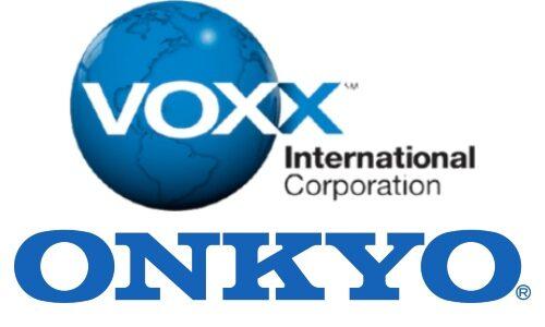 voxx onkyo logos