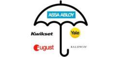 assa abloy brands