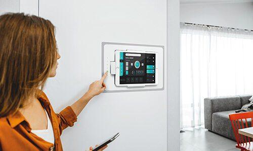 iRoom Touchdock series of iPad mounts