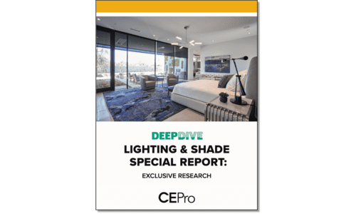 Lighting & Shade Special Report: Exclusive Research