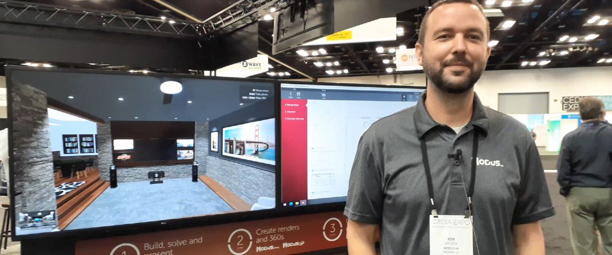 Modus VR Highlights 'Continually Evolving' Modus 360 Solution at CEDIA Expo 2021