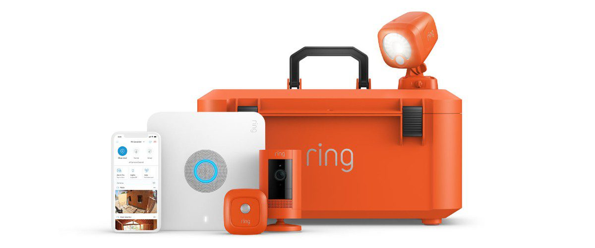 Ring, The Home Depot Partner on Ring Jobsite Security Protection