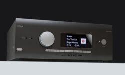 Arcam AVR5 receiver