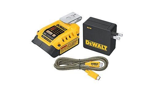 DeWalt portable USB Charger Kit (DCB094K)