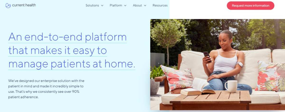 Best Buy Acquires In-Home Healthcare PERS Provider Current Health