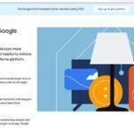 Google Home Developers website